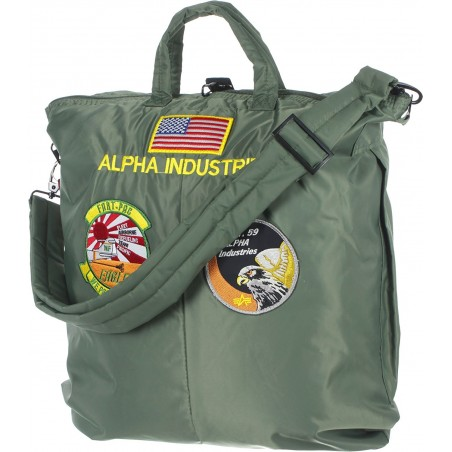 Alpha Industries Helmet Bag