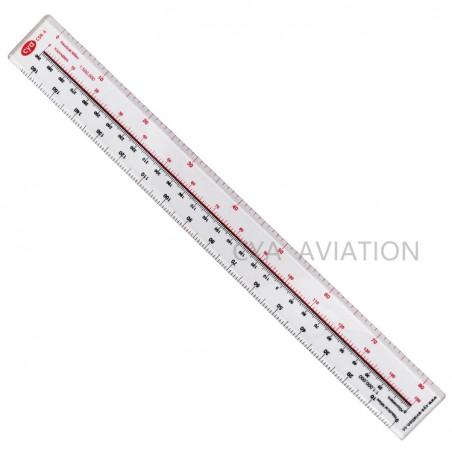 CYA 12 inch Scale Ruler