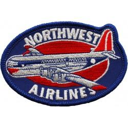 Emblema brodata Northwest...