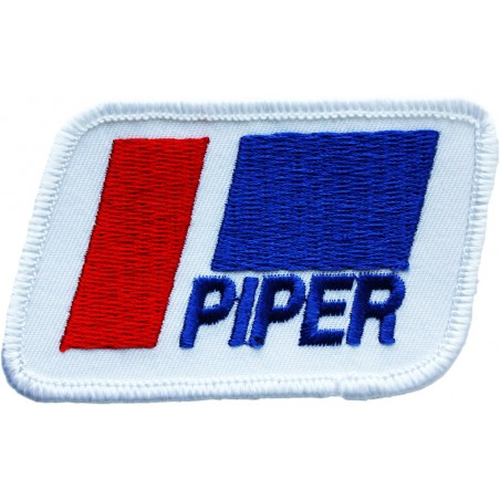 Piper Logo Applique