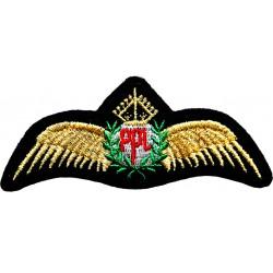 Emblema brodata PPL