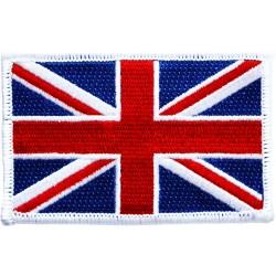 Emblema brodata Union Jack