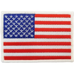 Emblema Brodata Steagul SUA