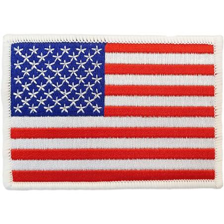 USA Flag Applique