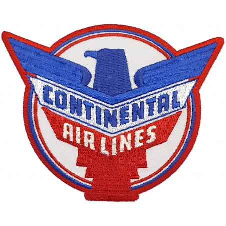 Continental Retro Applique
