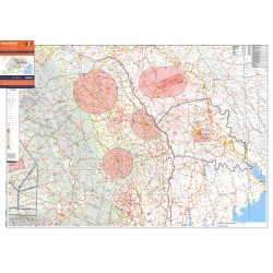 Harta Pilotshop VFR Romania...