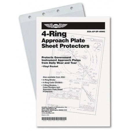 ASA 4-Ring Vinyl Sheet...