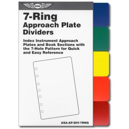 ASA 7-Ring Color Dividers