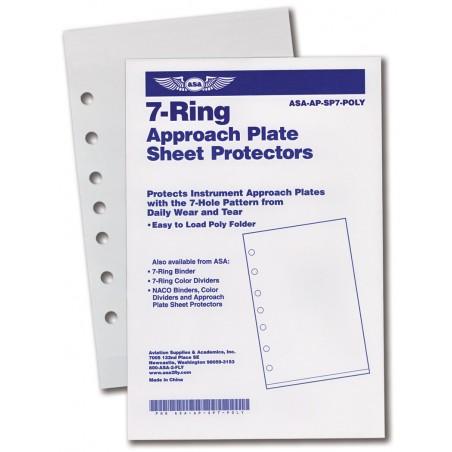 ASA 7-Ring Poly Sheet...