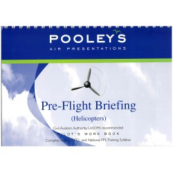 Pooleys Pre-Flight...