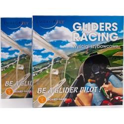 Gliders Racing Board Game