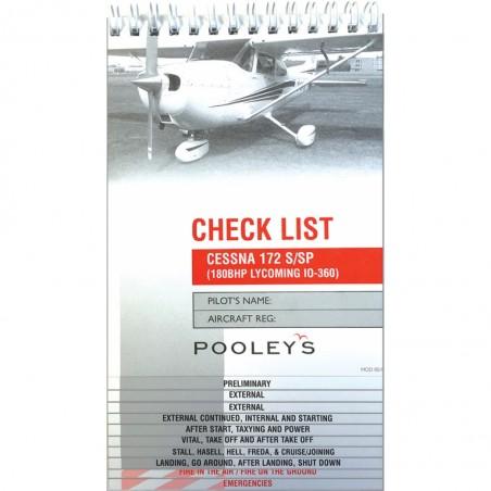 Cessna 172 S/SP Checklist