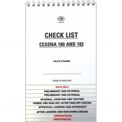 Cessna 180 & 182 Checklist
