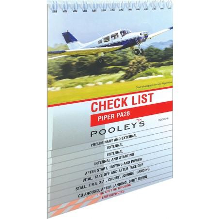 Piper PA28 Checklist