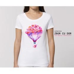T-shirt - April in flight