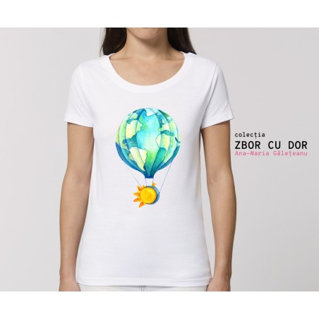 Tricou - August in zbor