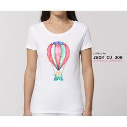 T-shirt - February in flight