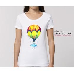 T-shirt - January in flight