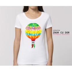 T-shirt - November in flight