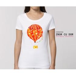 T-shirt - October in flight