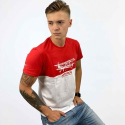 T-Shirt AN-2 Barbati