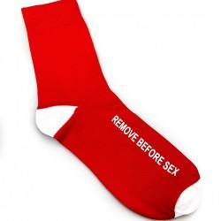 Socks Remove Before Sex